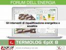 Gli interventi di riqualificazione energetica e acustica – Slide Forum Energia 2017