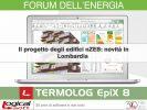 Il progetto degli edifici nZEB: novità in Lombardia – Slide Forum Energia 2017