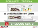 La Contabilizzazione del Calore – Slide Forum Energia 2017