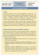 Guida alla redazione dei bandi per i Concorsi di idee e progettazione (aggiornamento)