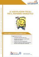 Guida agevolazioni fiscali per il risparmio energetico – agg. Settembre 2017