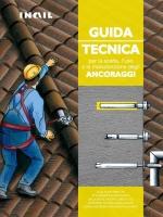 Guida tecnica per la scelta, l'uso e la manutenzione degli ancoraggi