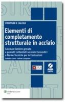 Estratto – Elementi di completamento strutturale in acciaio – Calcolare lamiere grecate e pannelli coibentati secondo Norme tecniche per le costruzioni ed Eurocodici.