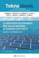 Energia sostenibile: la parola ai tribunali