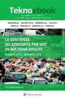 Trattamento e smaltimento rifiuti: il dibattito è in tribunale