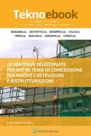 La concessione edilizia: il dibattito è attuale in Tribunale