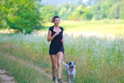 Running Safely with Your Dog
