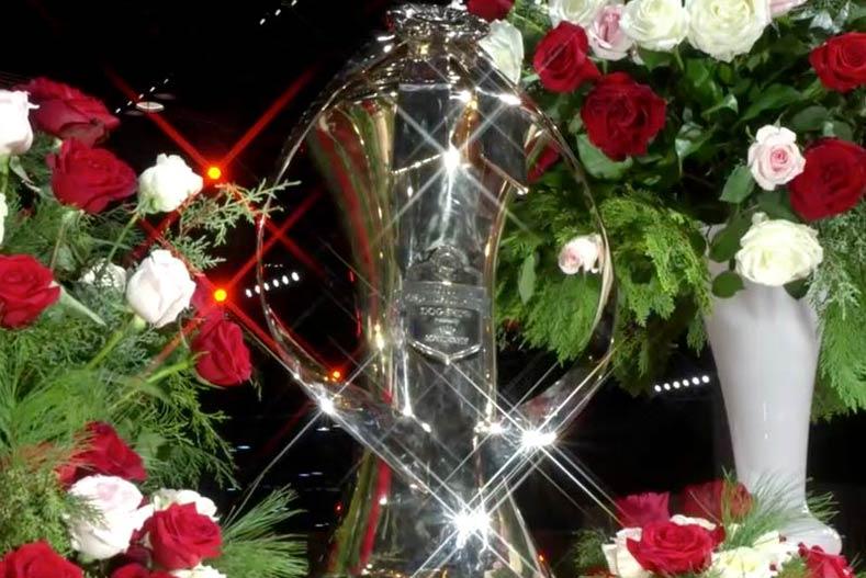 20107 National Championship Trophy