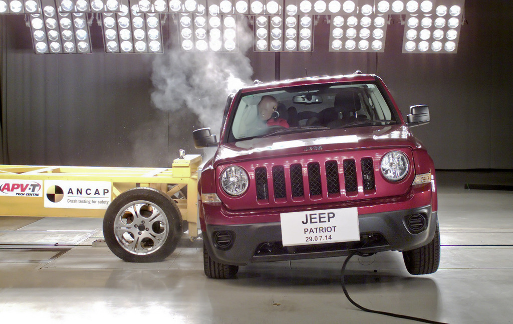 Jeep scores another top rating but Great Wall still fails to make the grade