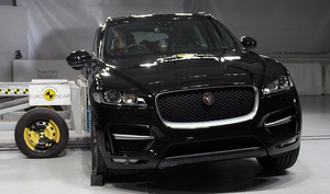 Jaguar F-PACE | 5 Star ANCAP Safety Rating
