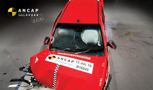 Holden Trailblazer | 5 Star ANCAP Safety Rating