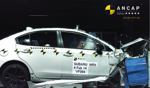 Subaru WRX | 5 Star ANCAP Safety Rating