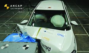 Honda Civic   5 Star ANCAP Safety Rating