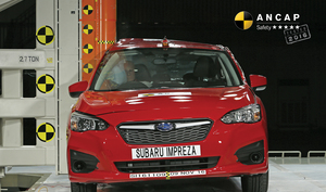 Subaru Impreza | 5 Star ANCAP Safety Rating