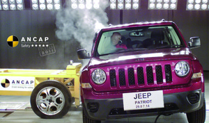Jeep Patriot | 5 Star ANCAP Safety Rating
