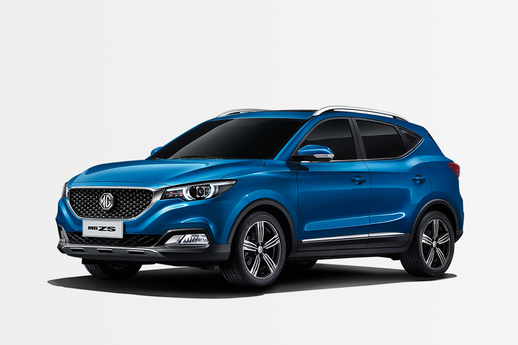 MG ZS   4 Star ANCAP Safety Rating