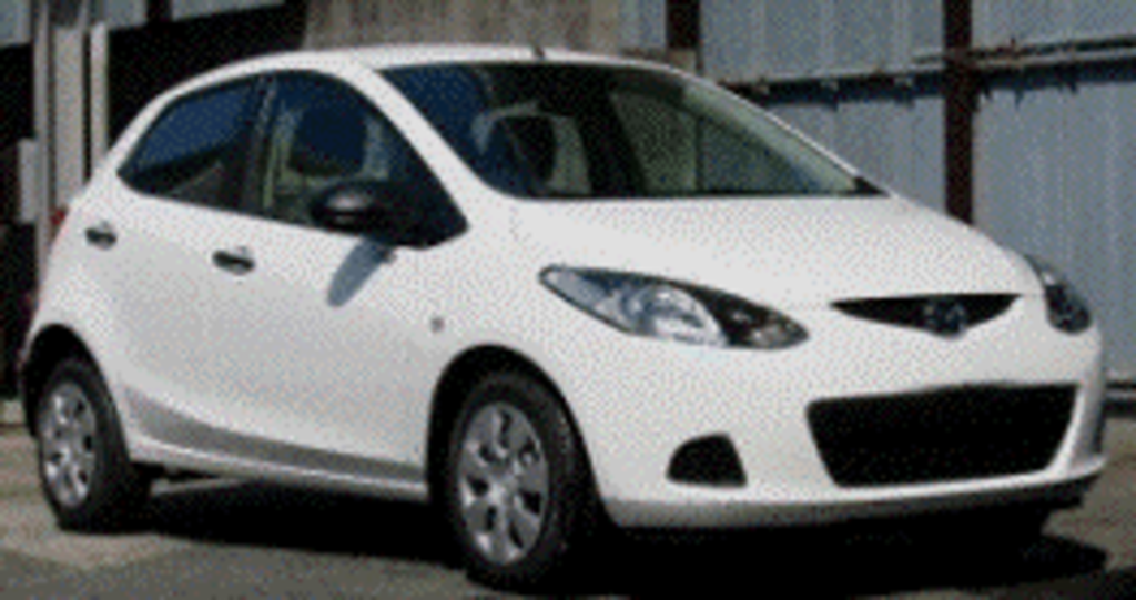 Mazda 2 | 4 Star ANCAP Safety Rating