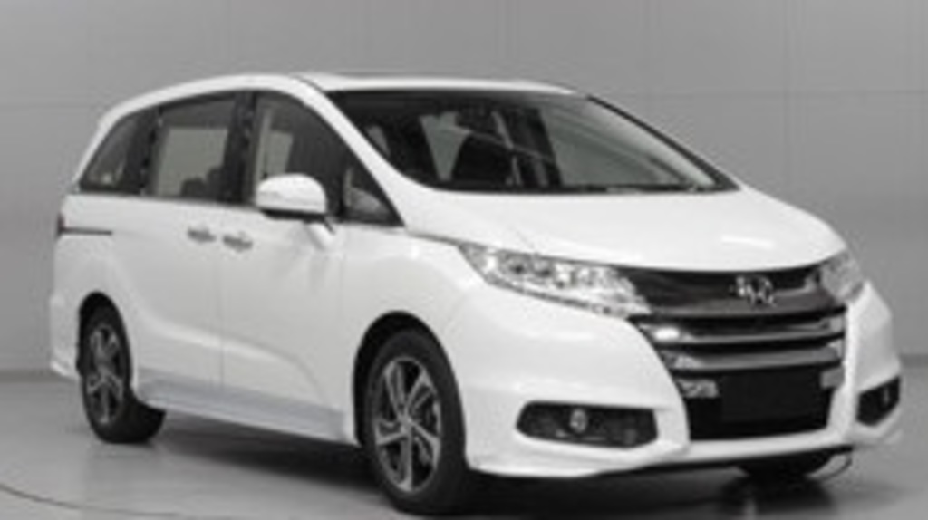 Honda Odyssey | 5 Star ANCAP Safety Rating