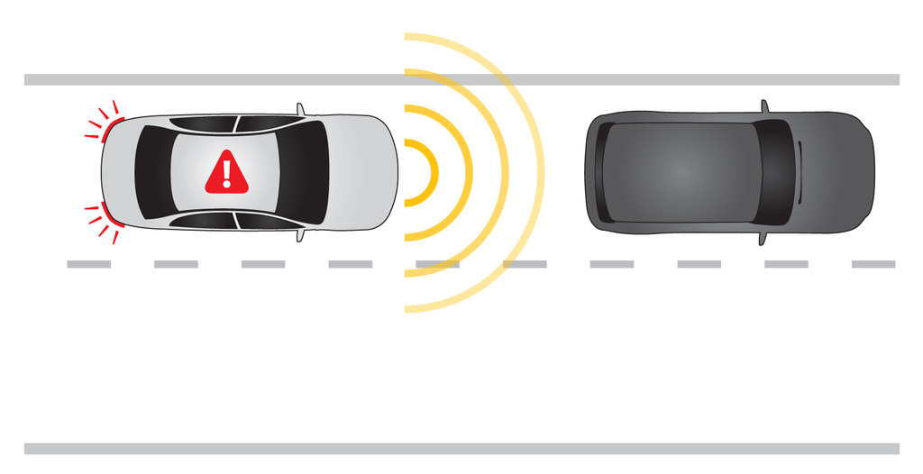 Study confirms effectiveness of Autonomous Emergency Braking