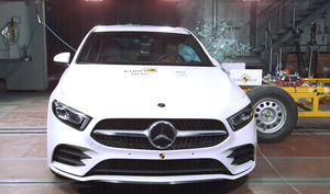 Mercedes-Benz A-Class | 5 Star ANCAP Safety Rating