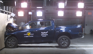 Mercedes-Benz X-Class | 5 Star ANCAP Safety Rating