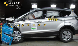 Ford Escape | 5 Star ANCAP Safety Rating