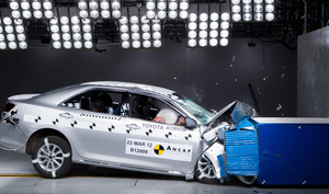 Toyota Aurion | 5 Star ANCAP Safety Rating