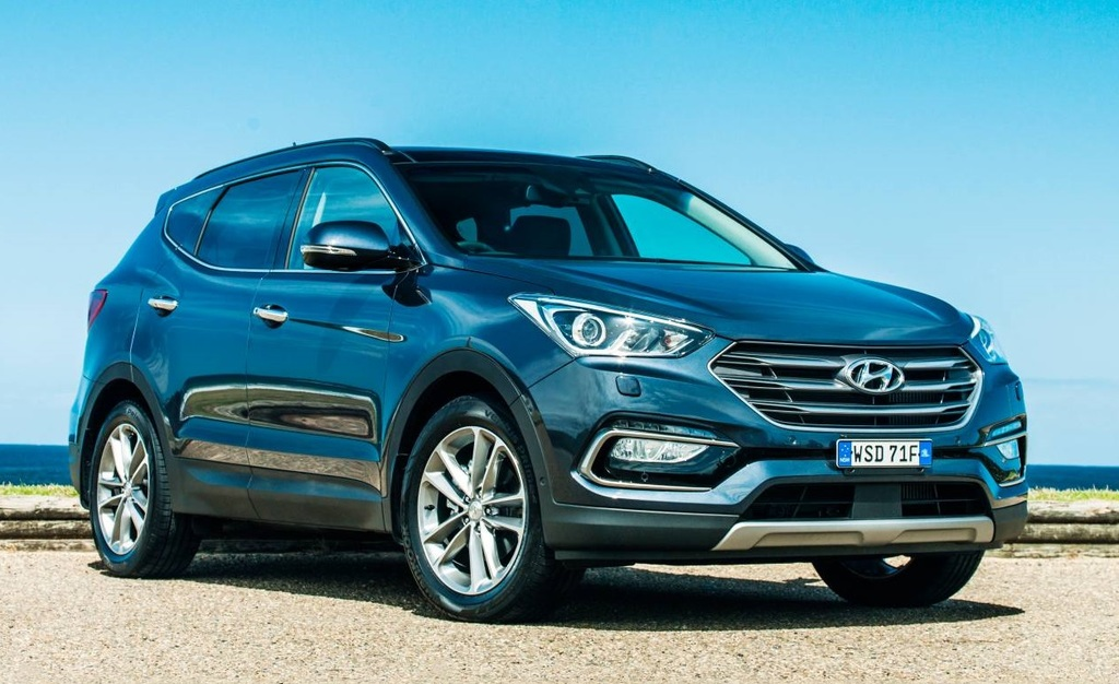 Hyundai Santa Fe | 5 Star ANCAP Safety Rating