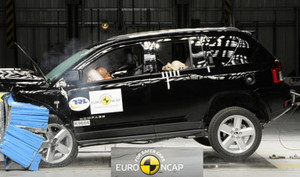 Jeep Compass | 4 Star ANCAP Safety Rating