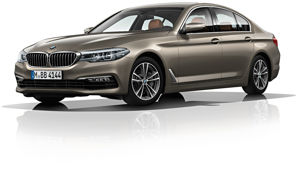 BMW 5 Series wins praise with 5 stars