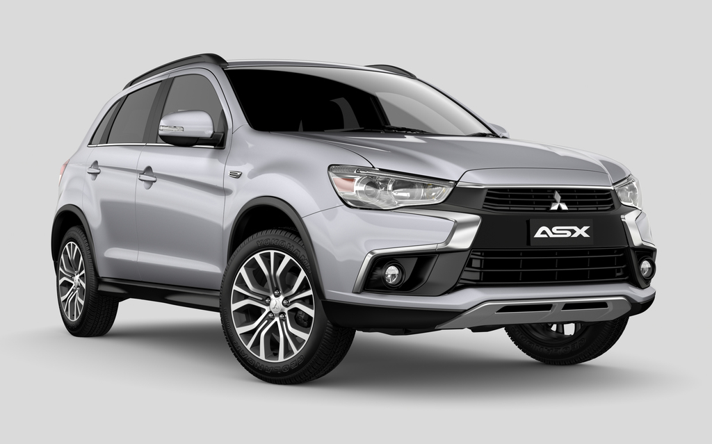 Mitsubishi ASX | 5 Star ANCAP Safety Rating
