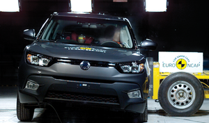 Ssangyong Tivoli / Tivoli XLV | 4 Star ANCAP Safety Rating