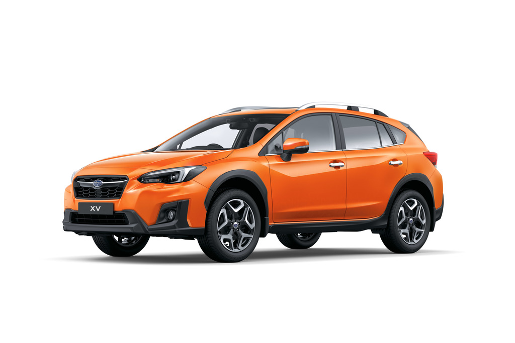 Subaru XV | 5 Star ANCAP Safety Rating
