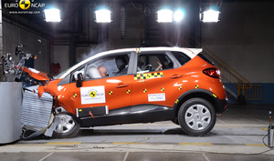 Renault Captur | 5 Star ANCAP Safety Rating