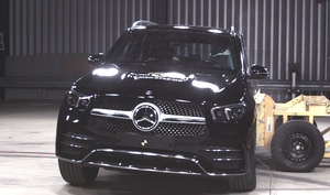 Mercedes-Benz GLE | 5 Star ANCAP Safety Rating