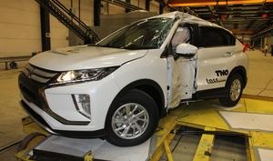 Mitsubishi Eclipse Cross   5 Star ANCAP Safety Rating