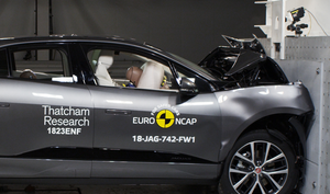 Jaguar I-PACE | 5 Star ANCAP Safety Rating
