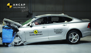 Volvo S90 | 5 Star ANCAP Safety Rating