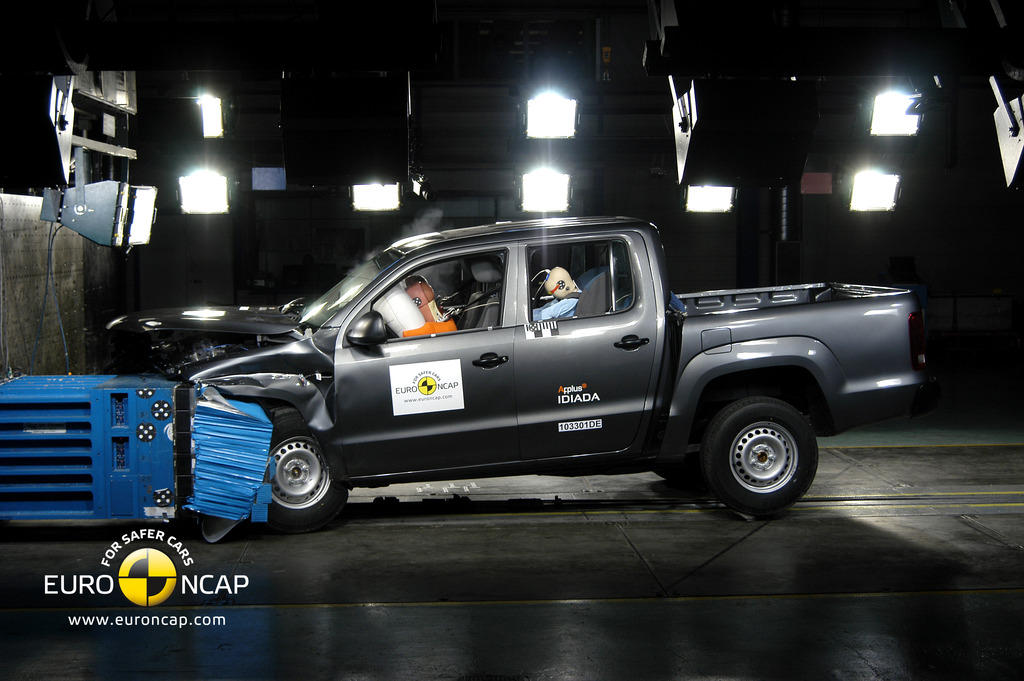First dual cab work ute awarded 5 star safety
