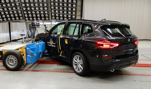 BMW X3 | 5 Star ANCAP Safety Rating