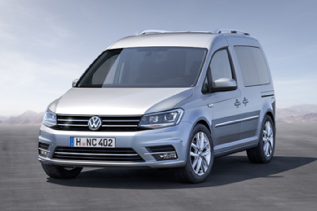 Volkswagen Caddy | 4 Star ANCAP Safety Rating