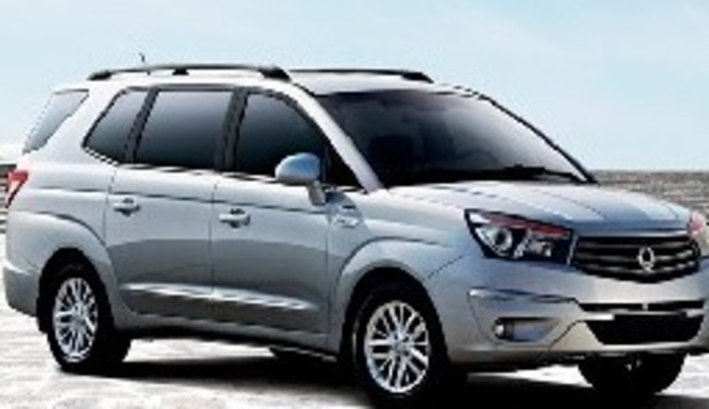 Ssangyong Stavic | 4 Star ANCAP Safety Rating