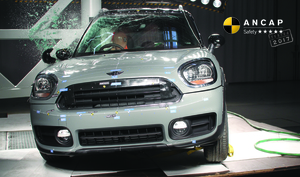 Mini Countryman | 5 Star ANCAP Safety Rating