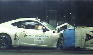 Subaru BRZ | 5 Star ANCAP Safety Rating