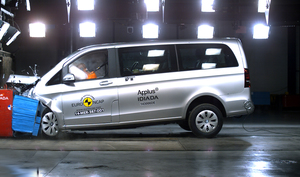 Mercedes-Benz Marco Polo Activity | 5 Star ANCAP Safety Rating