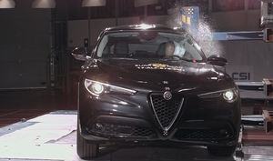 Alfa Romeo Stelvio | 5 Star ANCAP Safety Rating