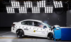 Subaru Impreza | 5 Star ANCAP Safety Rating