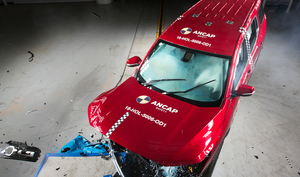 Holden Acadia | 5 Star ANCAP Safety Rating