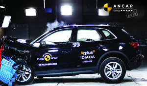 Audi Q5 | 5 Star ANCAP Safety Rating