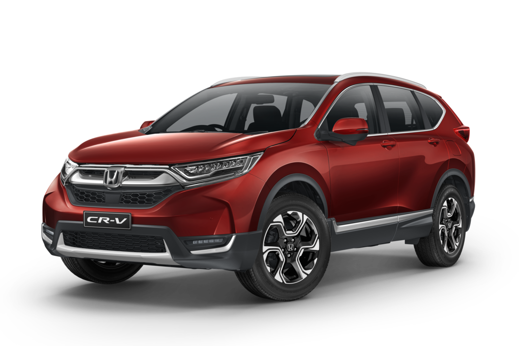 Honda CR-V | 5 Star ANCAP Safety Rating